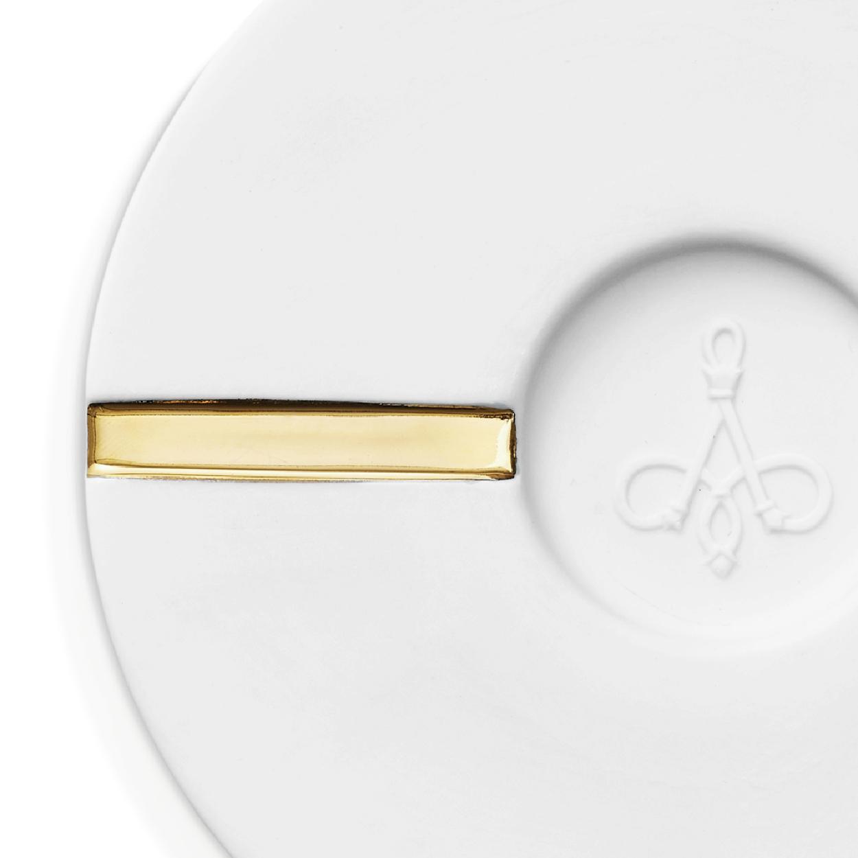 Création logo design produit porcelaine de Limoges Artisant art du parfumage MAISON ABRIZA PARIS