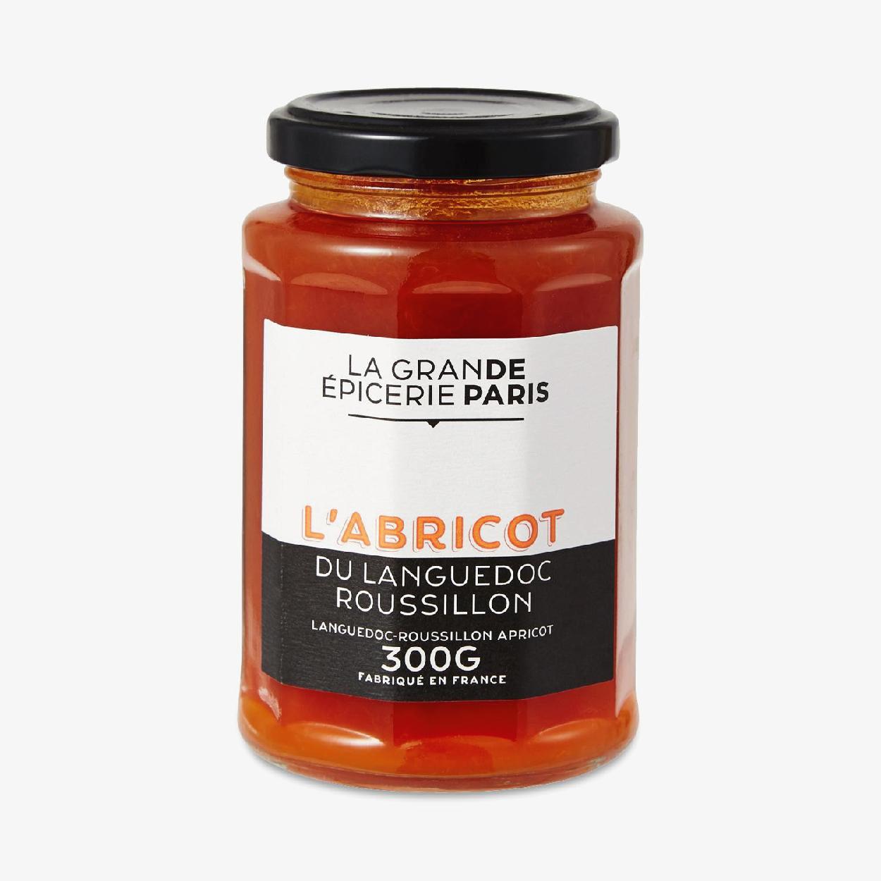 La Grande Epicerie de Paris Packaging Confiture Roussillon Abricot 1703 Factory
