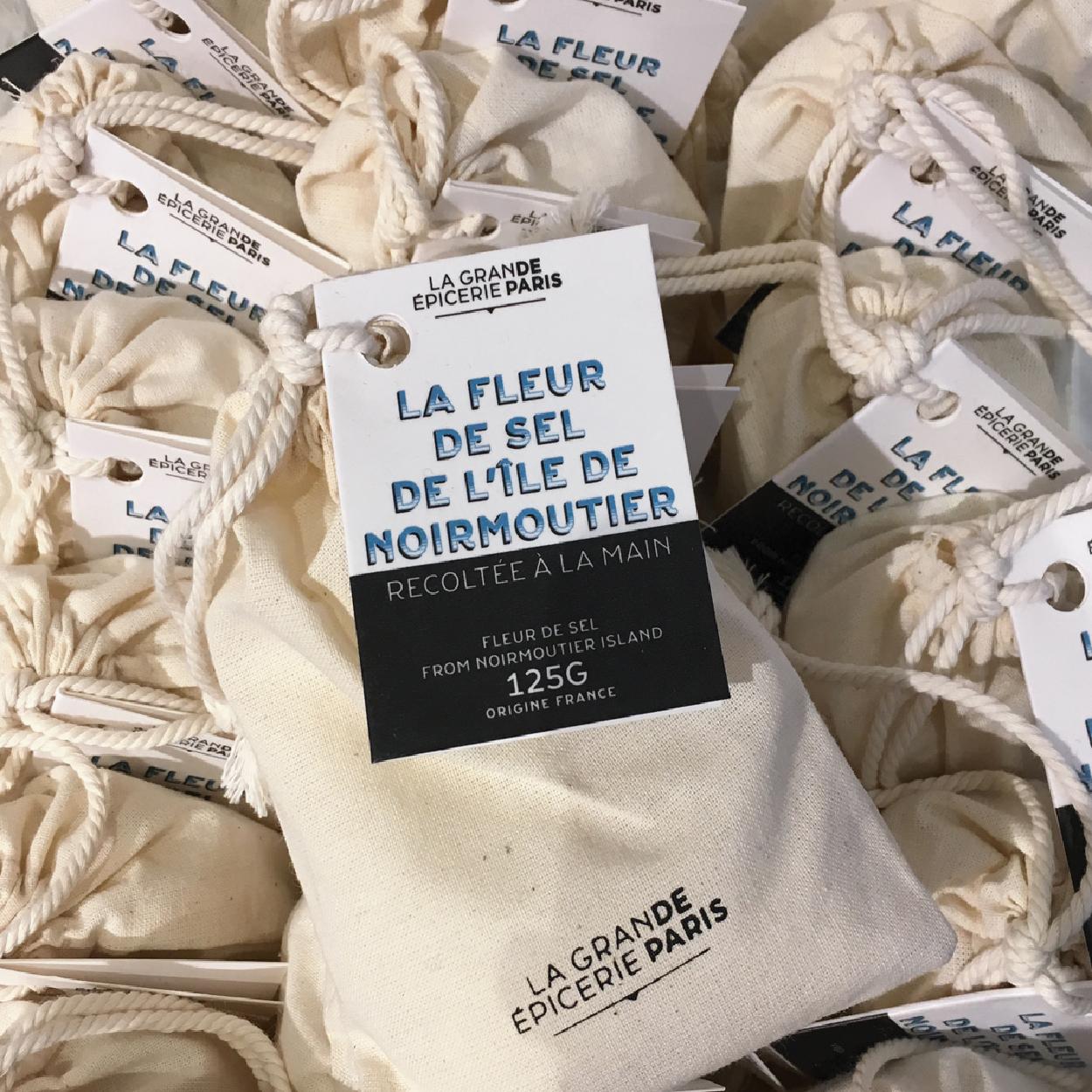 La Grande Epicerie de Paris Packaging Sel Noirmoutier 1703 Factory