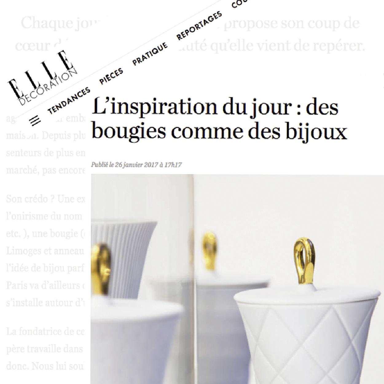 Création logo design produit porcelaine de Limoges MAISON ABRIZA PARIS