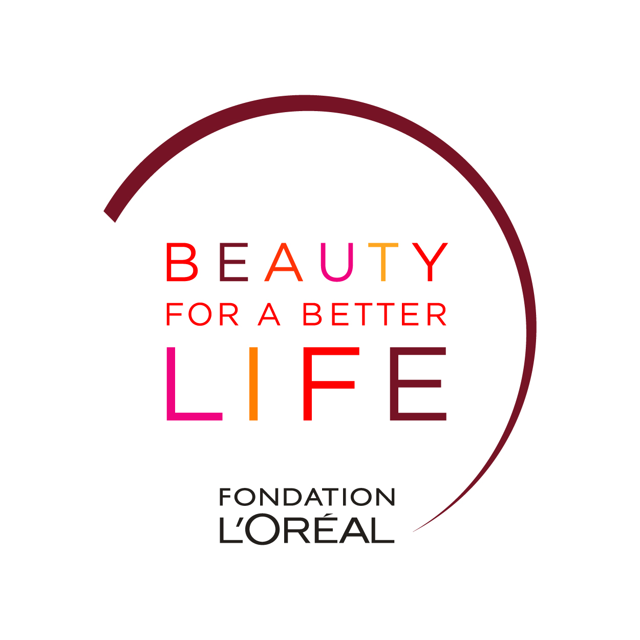 Logo Beauty for a Better life Fondation L'OREAL 1703 Factory