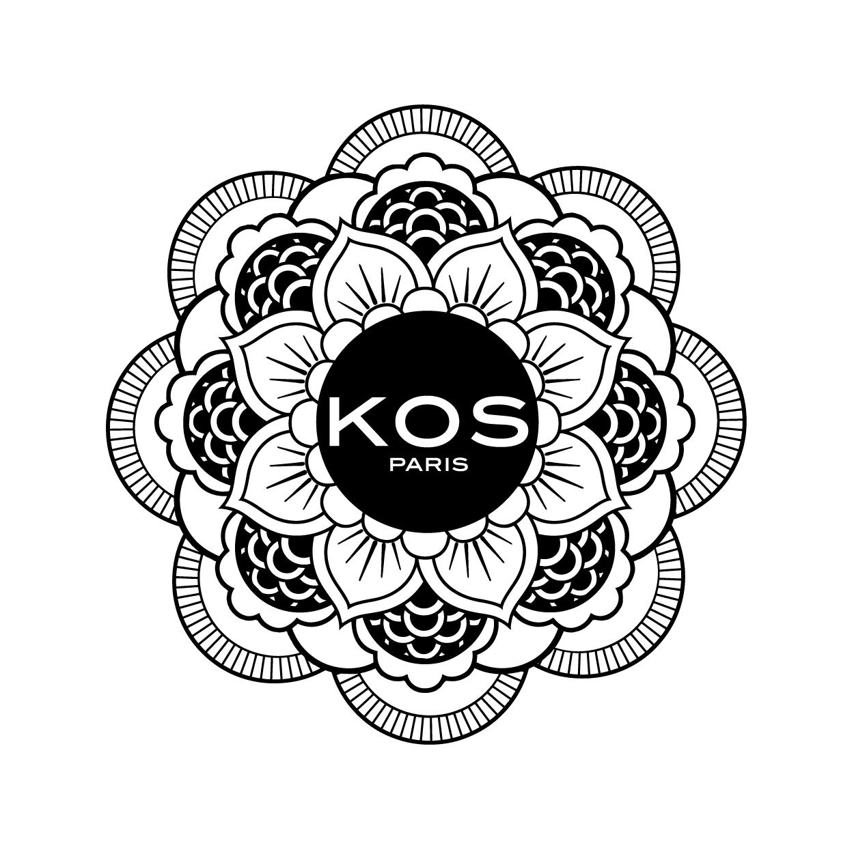 Création Logo KOS PARIS 1703 FACTORY