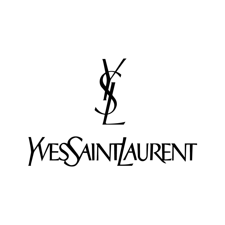 Logo cassandre YSL Yves Saint Laurent