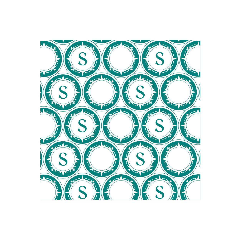 Logo Sarome cosmétique Pattern Trousse création 1703 Factory Fait mains