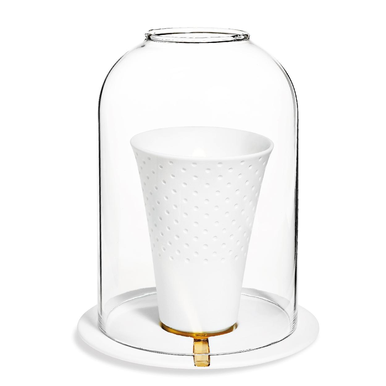 Création logo design produit porcelaine de Limoges art du parfumage MAISON ABRIZA PARIS