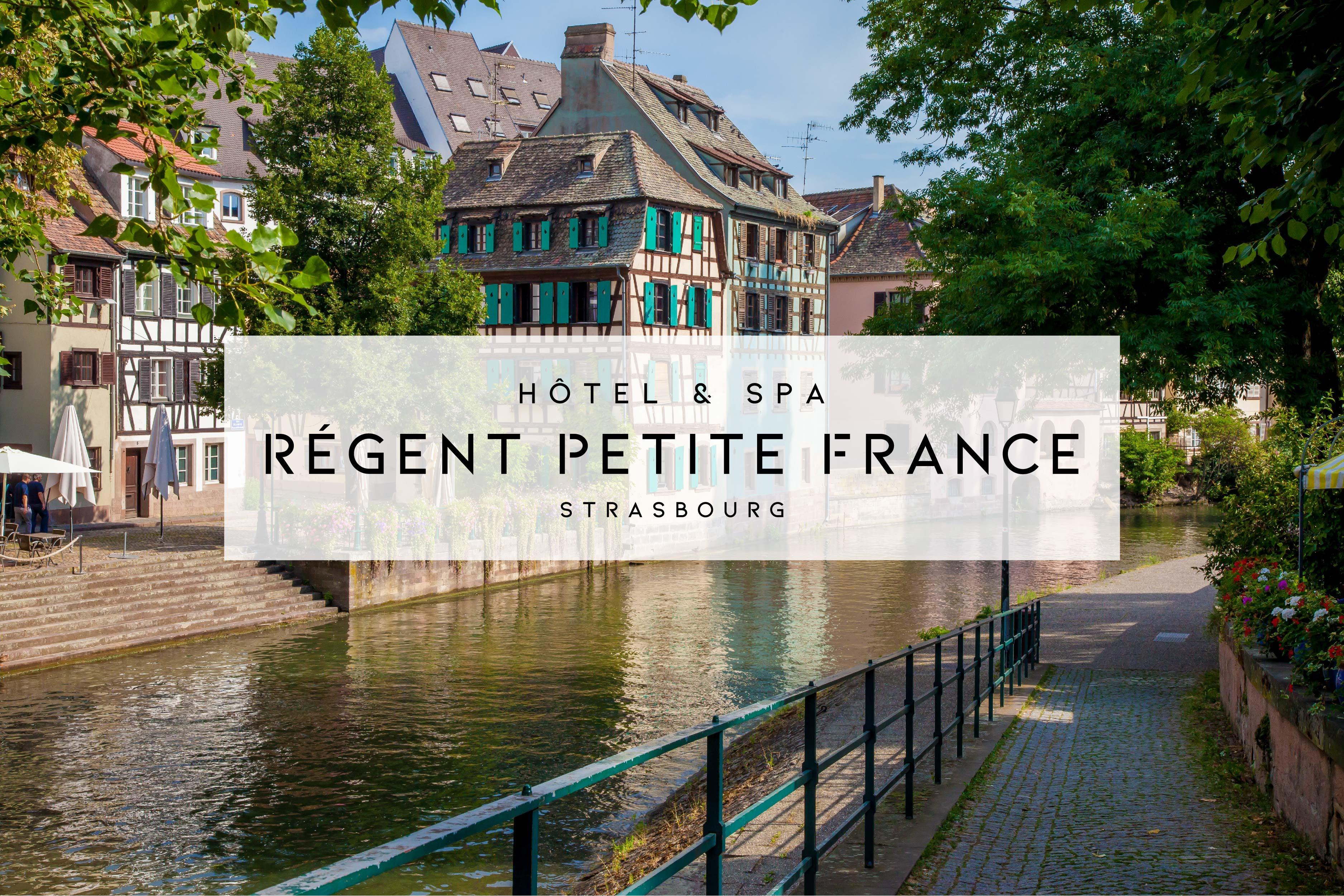 Hôtel & Spa Regent Petite France Strasbourg Logo