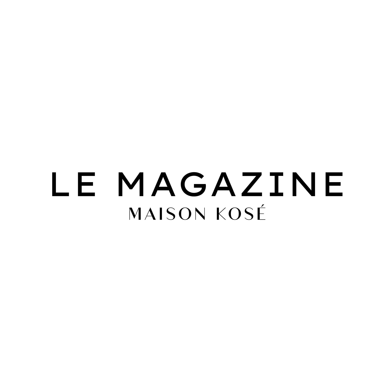 Création logo Maison KOSE Paris webzine culture cosmétique Japon 1703 Factory