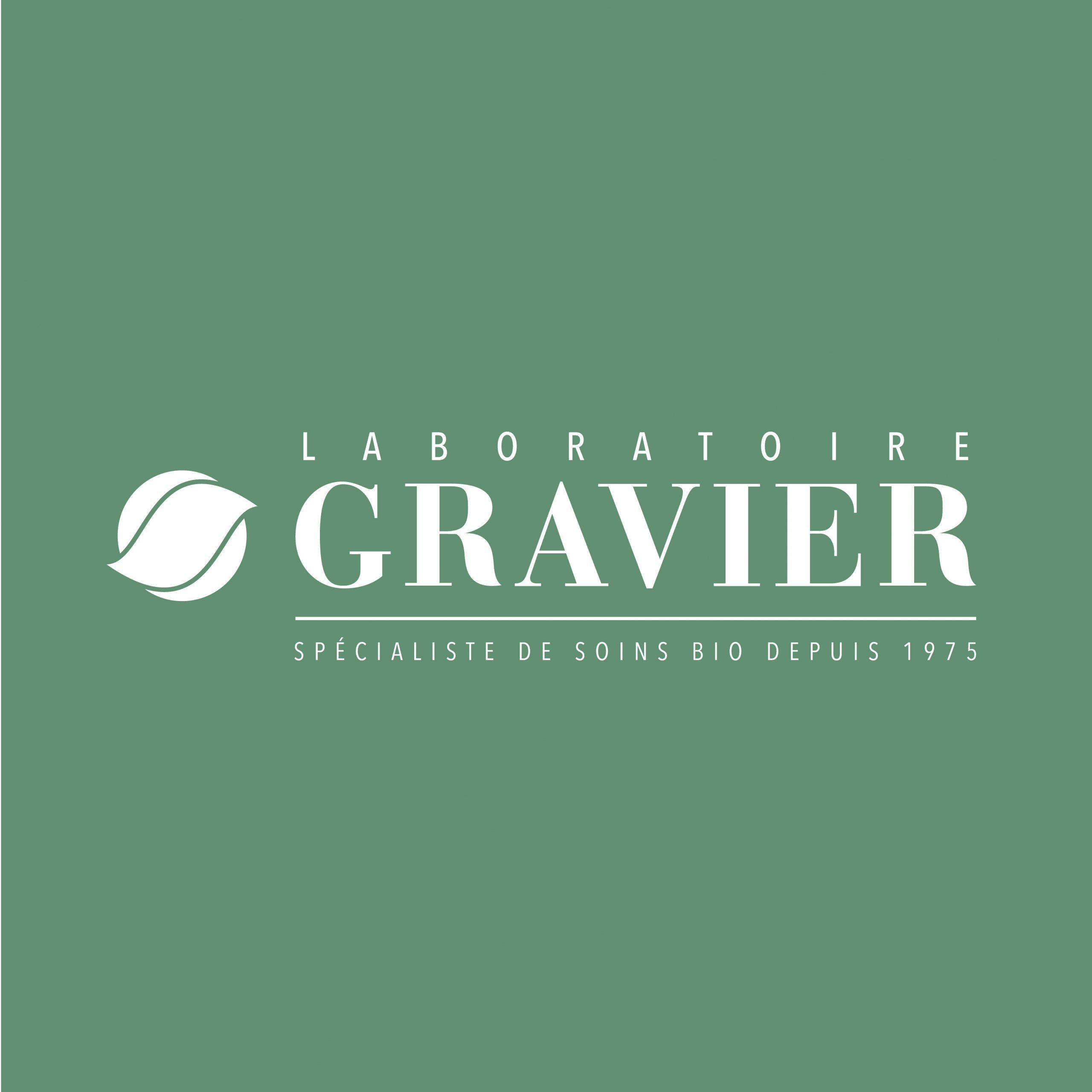 Création logo laboratoire GRAVIER 1703 factory